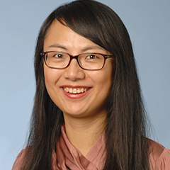 Photograph of Dr. Chen X Chen